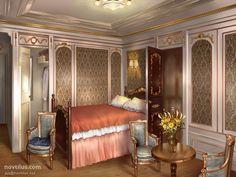 1st Class Stateroom of Titanic by novtilus on DeviantArt