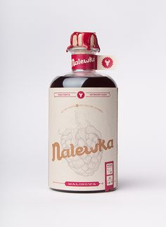 Nalewka on Packaging Design Served