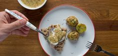 Learn to make a Swedish mustard that goes great with potatoes and fish.