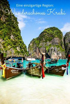 Entdeckt Thailands südliche Region Krabi und erfahrt, wie ihr euren Urlaub einzigartig gestaltet!
