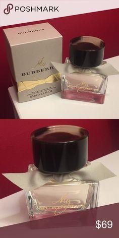 My Burberry eau de toilette sprays 50ml/1.7oz Brand new in box Burberry Makeup
