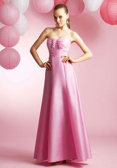 Floor Length Bridesmaid Dress Ad6400856 Dresses Empire Waist