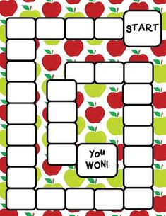 Back to School Game Board templates Board Game Template, Printable Board Games, School Clubs, School Games, Math For Kids, Games For Kids, Too Cool For School, Back To School, Portuguese Lessons