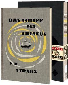 """Buchtip: J. J. Abrams, Doug Dorst - """"S. - Das Schiff des Theseus"""" (Limitierte Auflage), Verlag Kiepenheuer & Witsch, ISBN: 978-3-462-04726-4, Erschienen am: 08.10.2015, gebunden i.Sch. (€ 45,00)."""