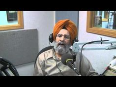 This is Part 2 - Punjabi Ghazal on Manpreet Badal's Visit to Fresno, California and the Punjab Elections (2012) by Pashaura Singh Dhillon LIVE on KBIF 900 AM (Punjab News and Views).