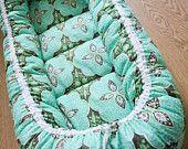 Scandi Baby Nest PDF Sewing Pattern Instant Download