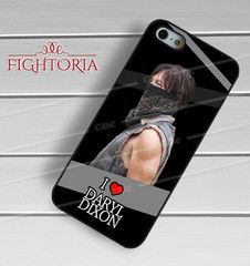 Daryl dixon wife movie the walking dead -54R for iPhone 6S case, iPhone 5s case, iPhone 6 case, iPhone 4S, Samsung S6 Edge