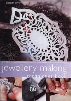 Jewellery Making Techniques Book: Over 50 Techniques for Creating Eye-catching Contemporary and Traditional Designs by Elizabeth Oliver, http://www.amazon.co.uk/dp/1840923369/ref=cm_sw_r_pi_dp_A.Nstb0B6QTJB