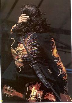 Jimmy Page Dragon Suit   Oakland Coliseum 1977