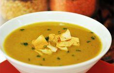Chef Osama - Lentil Soup - Also add 1 tomato- enjoy