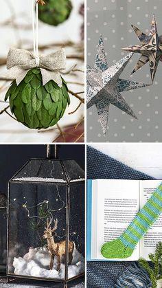 Mikä on joulun 2019 hittiohje? Xmas Decorations, Advent, Glass Vase, Christmas, Home Decor, Xmas, Decoration Home, Room Decor, Navidad