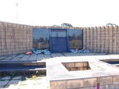 Granite Memorial erected to commemorate victims of the Bisho Massacre Homeland, Granite, South Africa, Memories, History, Outdoor Decor, Memoirs, Souvenirs, Historia