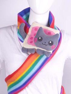 Bufanda Nyan Cat