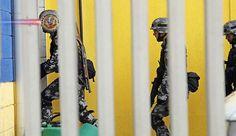 Brasil: Pelo menos 60 mortos em rebelião de presídio em Manaus. O secretário de Segurança Pública, Sérgio Fontes, confirmou que pelo menos 60 presos que...