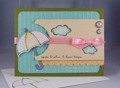 Sunshine Follows the Rain by cindy_canada - Cards and Paper Crafts at Splitcoaststampers