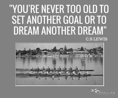 """""""YOU'RE NEVER TOO OLD TO  SET ANOTHER GOAL OR TO  DREAM ANOTHER DREAM"""" CS Lewis. #Smashthecrash Paul Guest and raise those funds for marginalised mountain tribe children in Vietnam. https://paulguest.everydayhero.com/au/smashthecrash"""