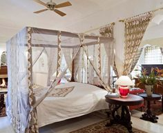Royal Suite Modern Luxury, Furniture, Room, Bed Drapes, Outdoor Bed, Warm Wood, Home Decor, Four Poster, Furnishings
