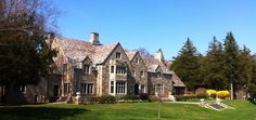 Gallaher Mansion - beautiful, but maybe a little too gothic