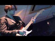 Ryan McGarvey - Cryin Over You - London 2013 - YouTube
