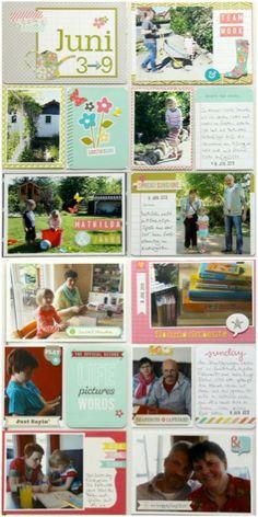 Project Life mit dem AC Core Kit Blush | Tanja Bargsten für www.danipeuss.de