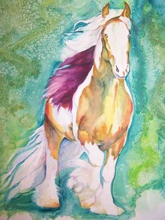 Watercolor Art Print by twopoots on Etsy