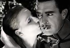 Greta Garbo & John Gilbert