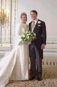 Prins Constantijn en Prinses Laurentien