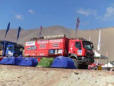 Reclutan jóvenes Scouts para colaborar en el Dakar 2014