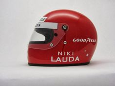 Racing Helmets Garage: RUSH - Bell Star Classic Niki Lauda 1976 by ...