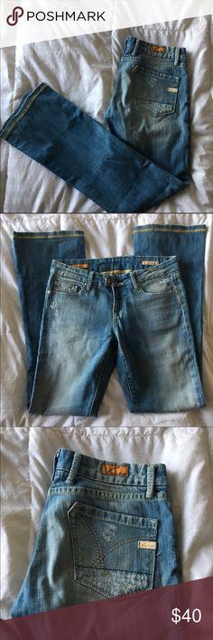 Carolina vigils jeans Great condition 29x32 Vigoss Jeans Boot Cut