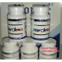 Viber / Mobile : + 639151335461 Smart : + 639108514051 Skype : arnelbullos24  Performax: The Anti-Ageing Supplement for MenContent: 60 Tablets / Bottle  Performax can change your life! By supporting a natural testosterone production, and not delivering a steroid or synthetic precursor.  Performax can:  • build and maintain muscle! • boost libido and sexual function! • improve overall energy level! • enhance your mood! • help you sleep better! • promote healthy brain function! • improve your…