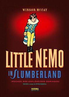 [Kids] Little Nemo in Slumberland : Le second livre des rêves, Winsor McCay. Good Books, My Books, Books To Read, Tintin Au Tibet, Little Nemo In Slumberland, Sunday Newspaper, Will Eisner, Wonderful Dream, Forever Book