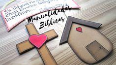 Blog sobre manualidades cristianas y manualidades bíblicas, manualidades para niños, manualidades para la EBV, bible crafts