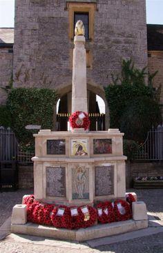 Ledbury Town War Memorial