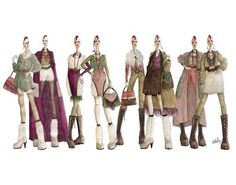 Fall 2012 Lineup by *freckles864 on deviantART