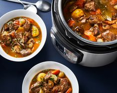 Instant Pot Beef Stew Meat Recipe, Stew Meat Recipes, Cooker Recipes, Wine Recipes, Food Network Recipes, Classic Beef Stew, Hearty Beef Stew, It Goes On, Soups