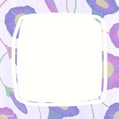 Rose Frame, Flower Frame, Beige Background, Background Patterns, Cute Backgrounds, Cute Wallpapers, Memo Notepad, Note Doodles, Flower Mobile