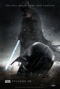 STAR WARS - Episode VII Poster
