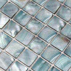 shell tiles grey seashell mosaic mother of pearl tiles kitchen backsplash t. shell tiles grey seashell mosaic mother of pearl tiles kitchen backsplash tile design 2 Mosaic Tile Sheets, Mosaic Wall Tiles, Marble Mosaic, Mosaic Art, Bathroom Wall Stickers, Tiles Uk, Kitchen Backsplash, Kitchen Mosaic, Kitchen Shower