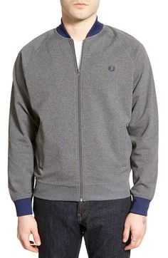 Fred Perry Bomber Track Jacket