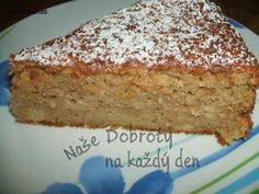 Recept Jablečník. Autor: mneneznas.