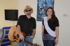 Halloween 2013: Ryan as a country music singer and Heather as a Database Model (She wins most clever costume, hands down!)