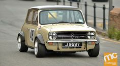 Modified Austin Mini Clubman 1976...my first car and instantly have to get another one after seeing this!