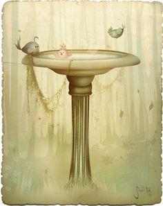 The Bird Bath