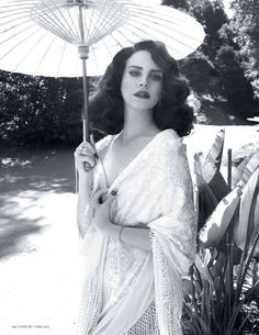 Lana Del Rey -  L'Officiel Paris