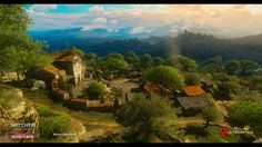 ArtStation - The Witcher Blood and Wine, Michał Janiszewski Witcher 3 Wild Hunt, The Witcher 3, Fantasy Images, Fantasy Art, Wine Jokes, Red Raven, Wine Parties, The Expanse, My Images