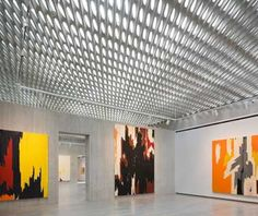 The Clyfford Still Museum one of the best spaces to soak it in