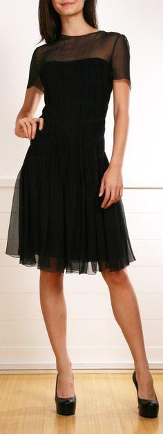 CHANEL DRESS soooo beautiful but probably soooo expensive