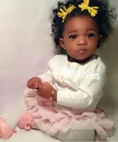 Beautiful black Kids.   Baby you got swag !