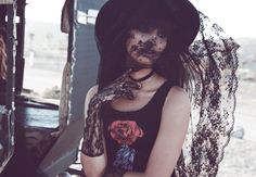 "WILDFOX ""Even Cowgirls Get The Blues"" S/S 12 Collection 16"